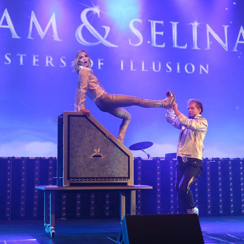 Lexus Ball Events Entertainment Adam and Selena