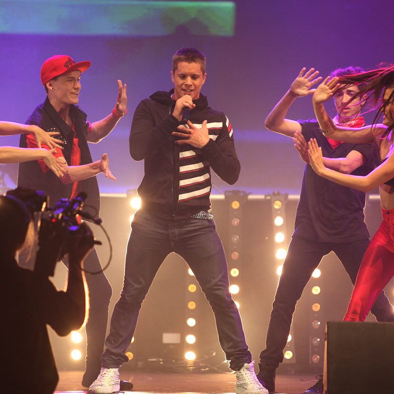 Lexus Ball Events Entertainment Johnny Ruffo