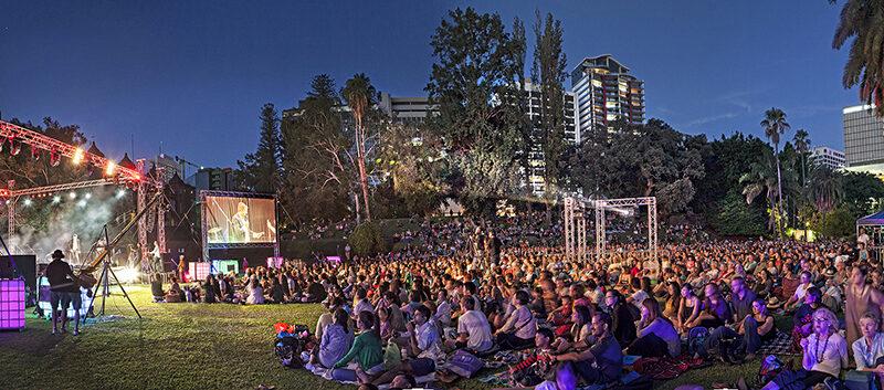 Oz Concert Staging